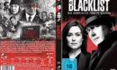 The Blacklist-Staffel 5 (2018) R2 German DVD Cover