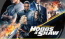 Fast & Furious Presents Hobbs & Shaw (2019) R1 Custom DVD labels