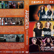 Charlie's Angels Collection R1 Custom DVD Cover