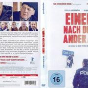 Einer nach dem Anderen (2015) R2 German DVD Cover