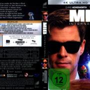 Men in Black: International (2019) R2 4K UHD German Cover