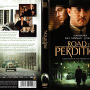 Road To Perdition (2002) R2 German DVD Cover