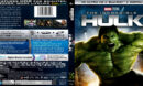 The Incredible Hulk (2008) R1 4K UHD Cover