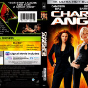 Charlie's Angels (2000) R1 4K UHD Cover