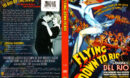 FLYING DOWN TO RIO (1933) R1 DVD COVER & LABEL
