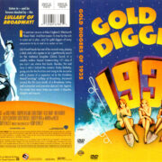 GOLD DIGGERS OF 1935 R1 DVD COVER & LABEL