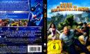 Die Reise zur geheimnisvollen Insel (2012) R2 German Blu-Ray Cover