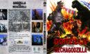 Godzilla gegen Mechagodzilla (1974) R2 German Blu-Ray Cover