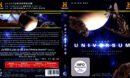 Unser Universum - Staffel 3 (2010) R2 German Blu-ray Cover