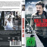 Kill The Messenger (2014) R2 German DVD Cover