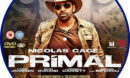 Primal (2019) R2 Custom DVD Label