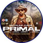 Primal (2019) R2 Custom DVD Label