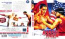 Karate Tiger - Der letzte Kampf (1986) R2 German Blu-Ray Cover