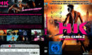 HK: Hentai Kamen - Abnormal Crisis (2016) R2 german Blu-Ray Cover