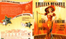 LILLIAN RUSSELL (1940) R1 DVD COVER & LABEL