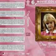 Drew Barrymore Film Collection - Set 1 (1980-1985) R1 Custom DVD Cover