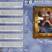Drew Barrymore Film Collection - Set 2 (1985-1991) R1 Custom DVD Cover
