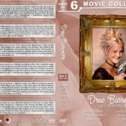 Drew Barrymore Film Collection - Set 4 (1993-1995) R1 Custom DVD Cover