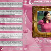 Drew Barrymore Film Collection - Set 7 (2001-2003) R1 Custom DVD Cover