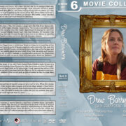 Drew Barrymore Film Collection - Set 9 (2009-2012) R1 Custom DVD Cover