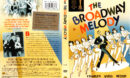 THE BROADWAY MELODY (1929) R1 DVD COVER & LABEL