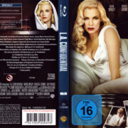 L.A. Confidential (1997) R2 German Blu-Ray Covers & label