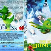 The Ice Princess (2019) R0 Custom DVD Cover & Label