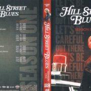 Hill Street Blues Season One (2001) R1 DVD Cover