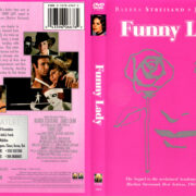 FUNNY LADY (1974) R1 DVD COVER & LABEL
