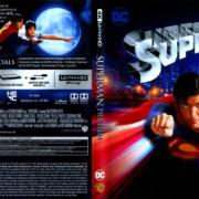 Superman (1978) R2 German 4K UHD Covers