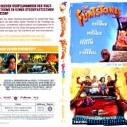 Die Flintstones - Double Feature (2019) R2 German Blu-Ray Covers