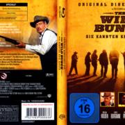 The Wild Bunch - Sie kannten kein Gesetz (1969) R2 German Blu-Ray Cover