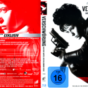 Verschwörung (2018) R2 German Blu-Ray Cover
