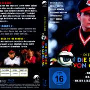 Die Indianer von Cleveland Trilogie R2 German Blu-Ray Cover