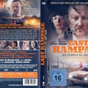 Last Rampage (2017) R2 German DVD Cover