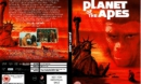 Planet of the Apes (1968) R2 DVD Covers
