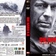 Die Hard 4.0 2-Disc Edition R2 Swedish Cover & Label