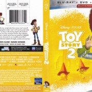 Toy Story 2 (2019) R1 Blu-Ray Cover