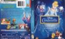 Cinderella (2012) R1 DVD Cover