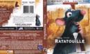 Ratatouille (2019) R1 Blu-Ray Cover