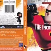 The Incredibles (2019) R1 Blu-Ray Cover