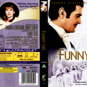 FUNNY GIRL (1968) R2 BLU-RAY Cover & Label