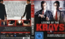 Legend Of The Krays-Teil 1 (2015) R2 german DVD Cover