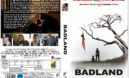 Badland (2007) R2 German Custom DVD Cover & Label