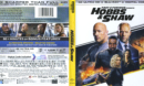 Fast & Furious Presents: Hobbs & Shaw (2019) R1 4K UHD Cover & labels