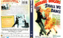 SHALL WE DANCE (1937) R1 DVD COVER & LABEL
