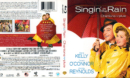 SINGIN' IN THE RAIN (1952) R1 BLU-RAY COVER & LABEL