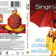 SINGIN' IN THE RAIN (1952) R1 BLU-RAY COVER & LABEL