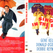 SINGIN' IN THE RAIN (1952) R1 DVD COVER & LABELS
