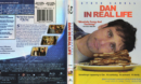 Dan In Real Life (2008) R1 Blu-Ray Cover & Label